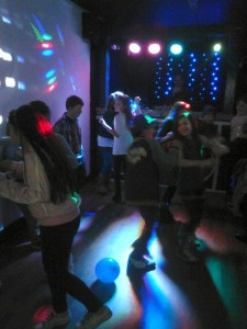 Disco Cube Kids Party
