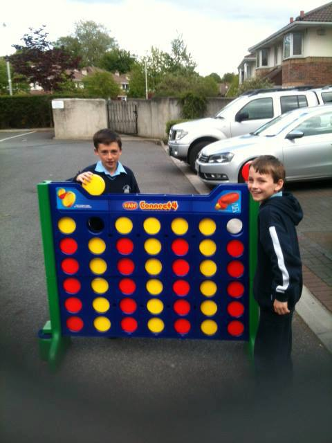 www.dmcevents.ie Giant Connect Four
