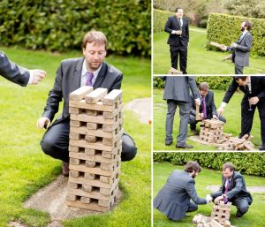 Dublin DJ supply Giant Jenga games