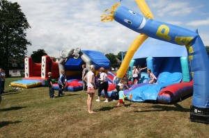 www.dmcevents.ie Dublin Bouncy Castle Fun Day