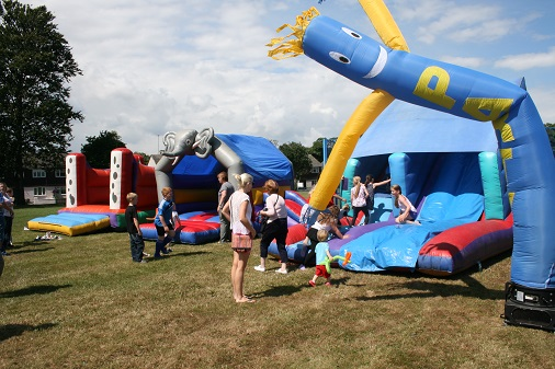 Bouncy Castles Dublin