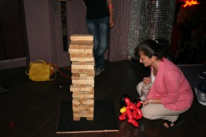 Giant Jenga Party Games