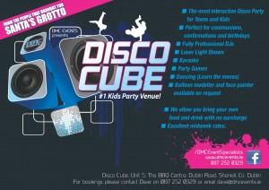 Disco Cube