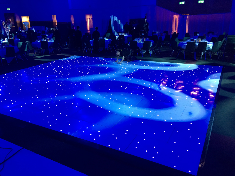 28 x 24ft DanceFloor