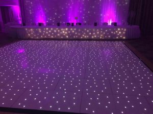 Fairylight Dance Floor