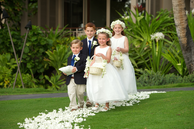 Does An 8-year-old Really Need The Filet At Your Wedding