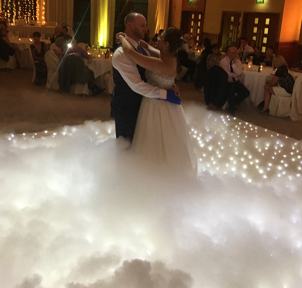 Tom Laurens first dance - dancing in the clouds